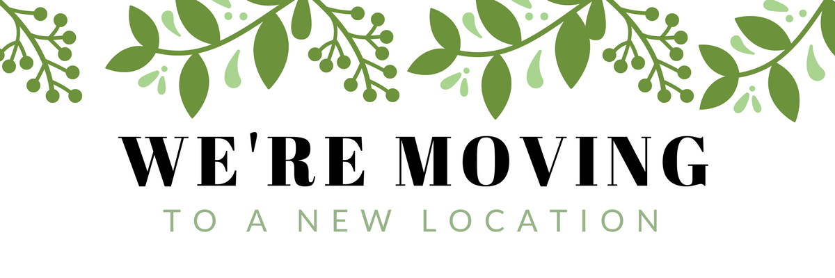 We Re Moving To A New Location Olivu 426